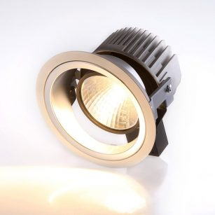 Superlight DL66 Commercial LED Downlight Fixture
