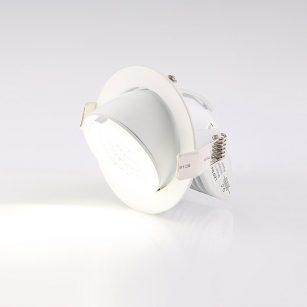 Superlight SL3034 Round Recessed LED Shoplighter