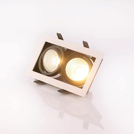 SL3392 Superlight Grid-100 LED Downlight Series