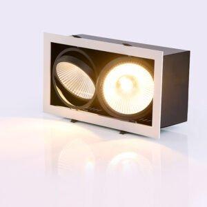 SL3492 Grid-150 Series Recessed LED Downlight