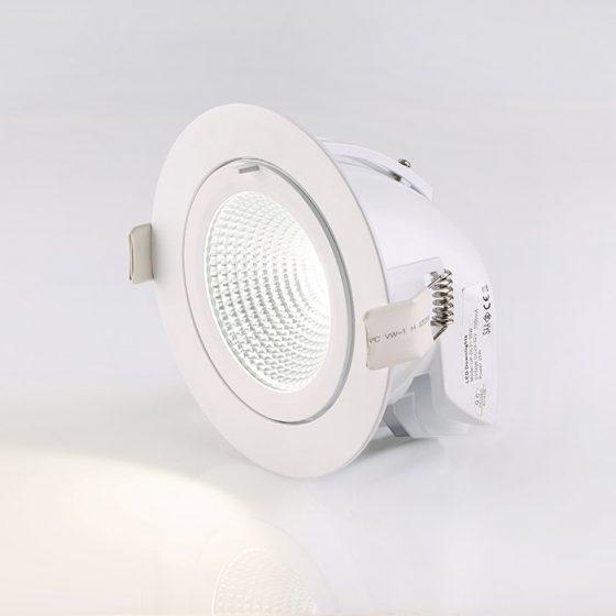 Superlight SL3035 Round Recessed LED Shoplighter
