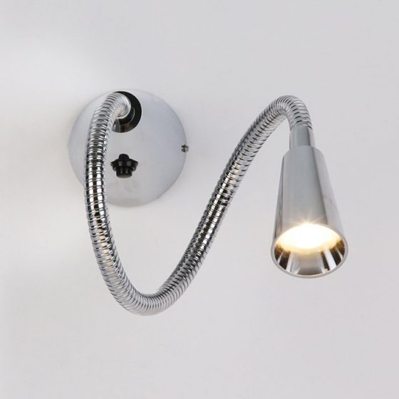 SL2244 Flexible Gooseneck LED Reading Light