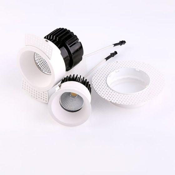 Superlight SL2415 Plaster Trimless LED Downlights