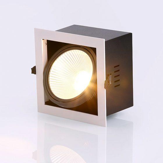 SL3491 Grid-150 Series Recessed LED Downlight
