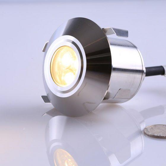 SL3283 Recessed LED Pool Light 316 Stainless Steel