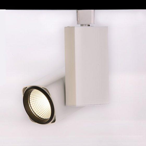 Saturn Series LED Track Spotlight