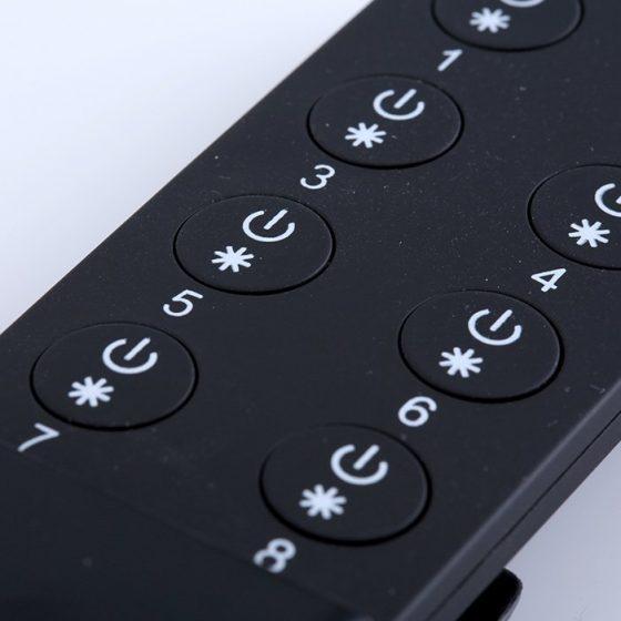SL5410 Superlight 8-Zone Wireless Remote Control