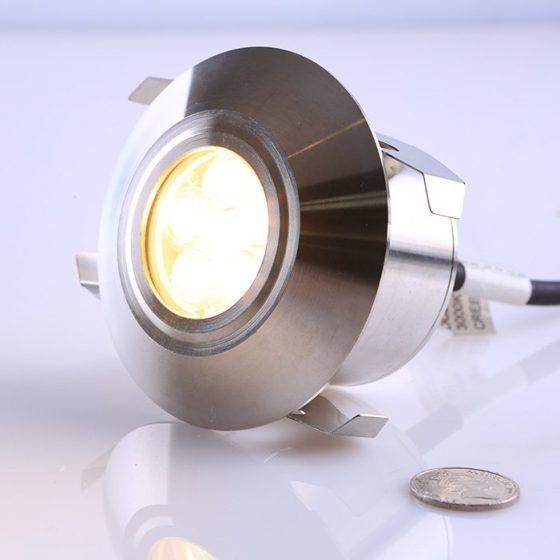 SL3288 Recessed LED Pool Light 316 Stainless Steel