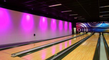 AMF Bowling lighting Project