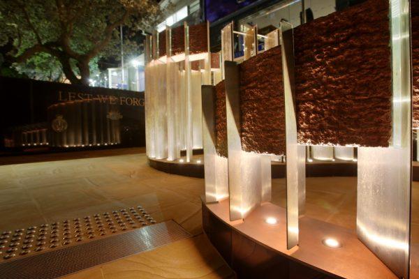 Bondi War Memorial Lighting Project