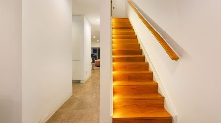 Stair Lighting Project