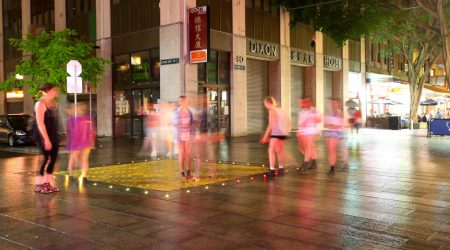 Chinatown Sydney outdoor Lighting Project
