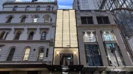 Chopard Facade lighting Project