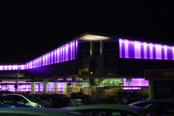 Christchurch Airport Lighting Project