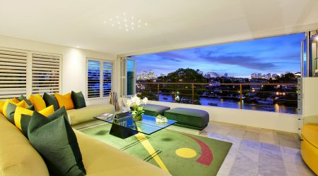 Residential Lighting project in Cremorne Sydney