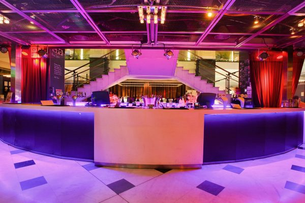 GPO Bar Commercial Lighting project
