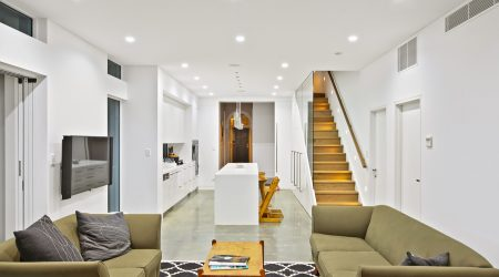 Lighting Project at a Residential Home in Glebe Sydney
