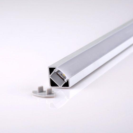 HLP4106 Corner LED Mounting Profile
