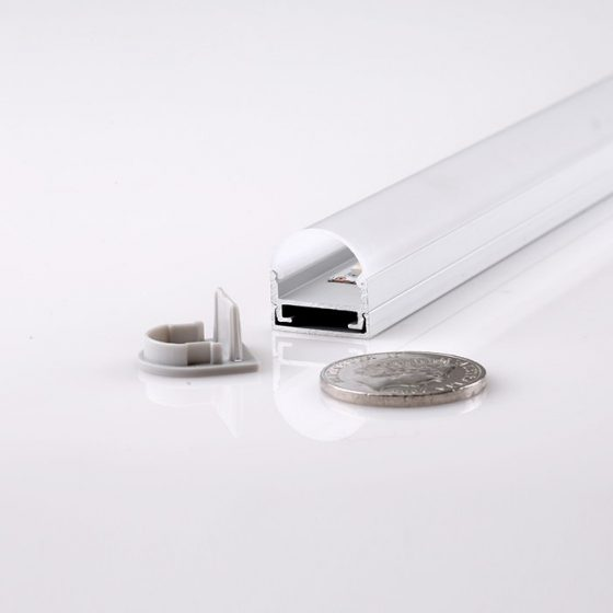 HLP4107 Dome Cassette LED Mounting Profile