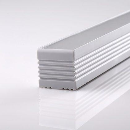 HLP4118 Square General Purpose LED Mounting Profile