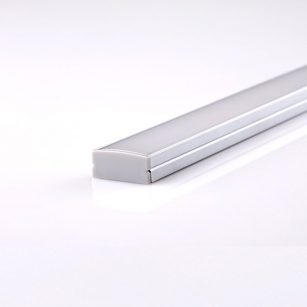 HLP4120 Wide Surface Mounted LED Mounting Profile