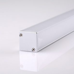HLP4139 Square LED Mounting With Wrap Diffuser