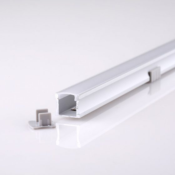 HLP4140 Surface Mount Joinery LED Mounting Profile