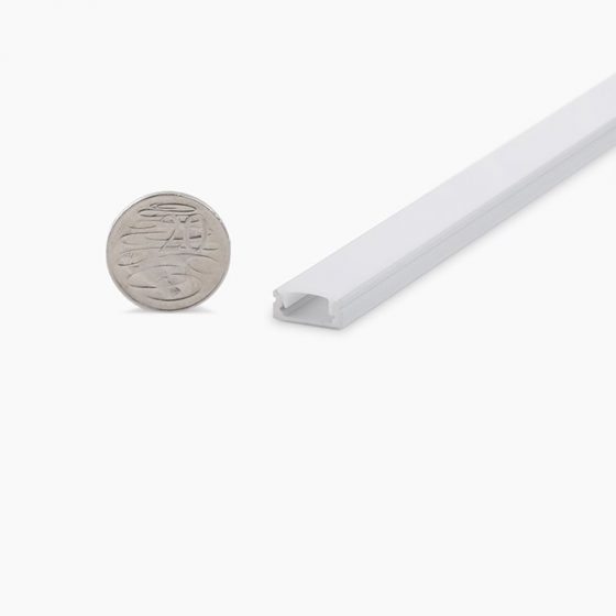 Superlight HLP3114 LED Mounting Profile With Opal Diffuser