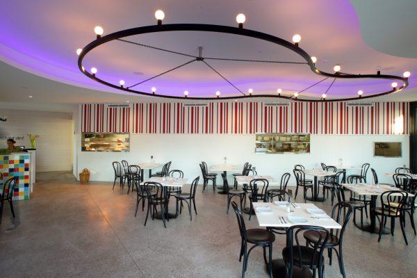 Jag Restaurant Lighting