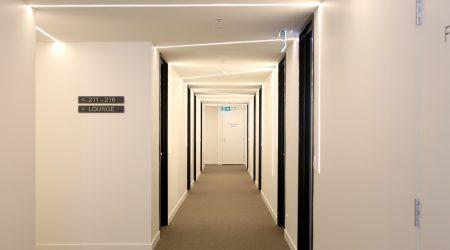 Jasper Hotel Lighting Project