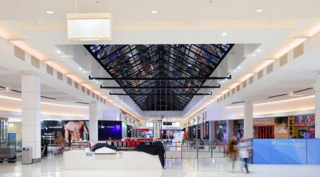 Macquarie shopping Centre Lighting Project
