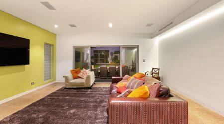 Residential Lighting project in Malabar Sydney