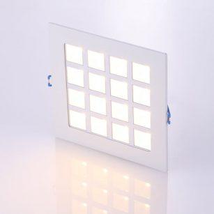 SL3416 Square LED Downlighter