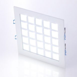 SL3422 Square LED Downlighter 25W