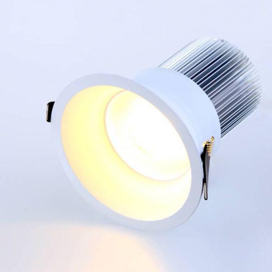 Superlight ECO18 Recessed LED Downlight