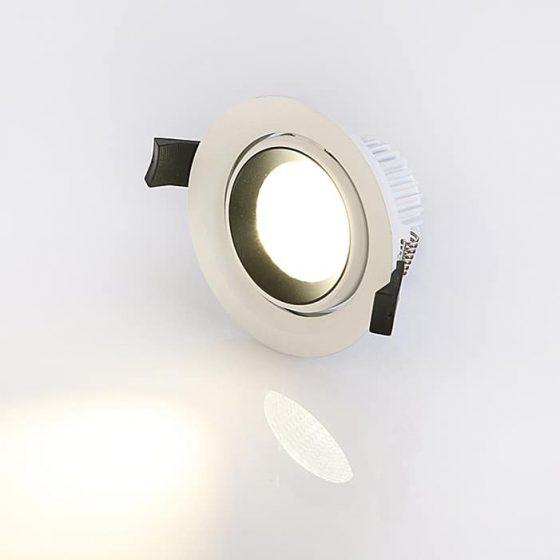 Superlight Rotor Recessed LED Downlight