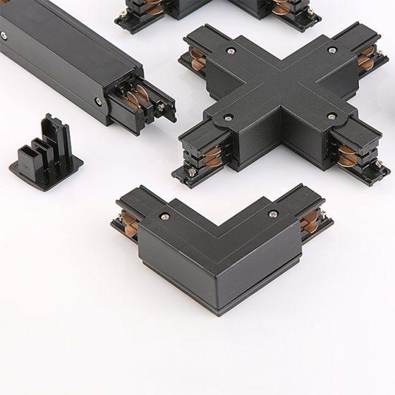 SL234 Series Track System & Accessories- Three Circuit