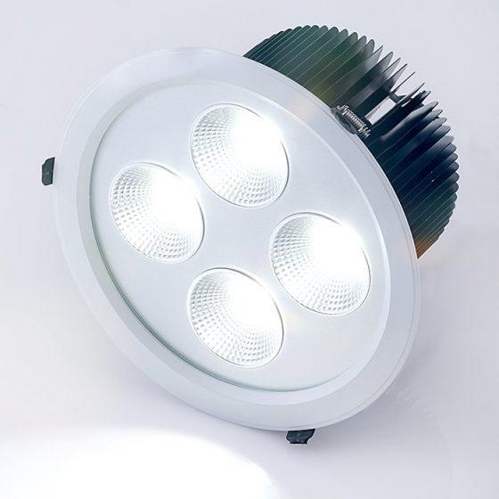SL2680 Superlight Mega Series Commercial LED Downlight