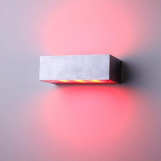 SL2810 6W Interior RGB LED Wall Light