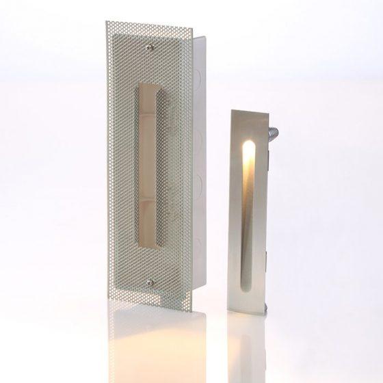 Superlight SL2872 Pencil LED Recessed Wall Steplight