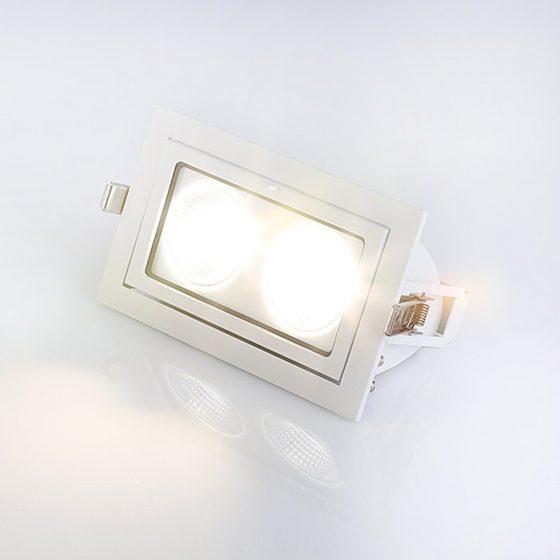 Superlight SL3435 Recessed LED Shoplighter