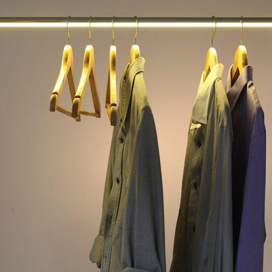 Superlight SL8330 Wardrobe LED mounting profile