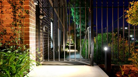 University of Sydney outdoor Lighting Project