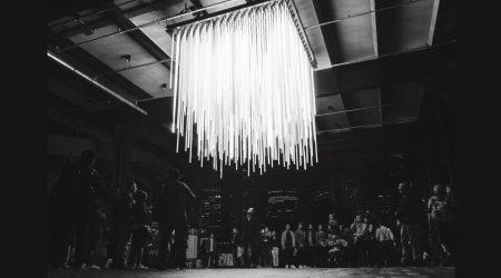 Vivid Festival Sydney Parallax Lighting Show