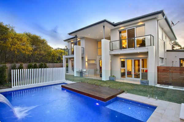 Warriewood residence Lighting project