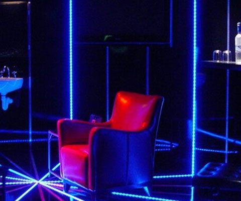 Belvoir theatre Lighting By Superlight