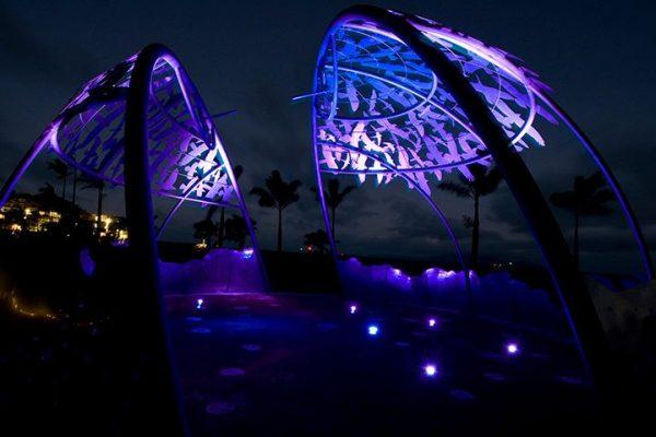Vivid Festival Lighting By Superlight