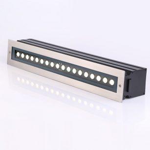Superlight Lido-120 Inground Linear LED Fixture