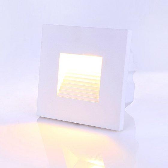 SL3683 Interchange LED Steplight Fitting
