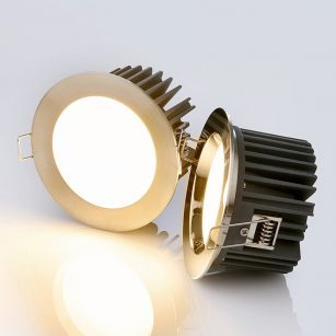 SL2203 316 Marine Grade Stainless Steel Downlight